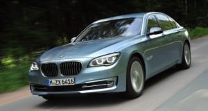 2014 BMW ActiveHybrid 7 5