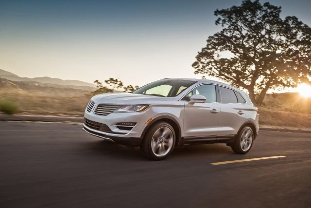 Lincoln MKC Dream Ride
