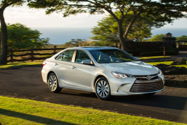 Can Toyota keep 2017 Camry No. 1 pending redesign?