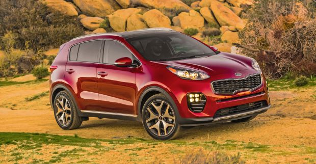 2018 kia sportage review pricing release date and. Black Bedroom Furniture Sets. Home Design Ideas