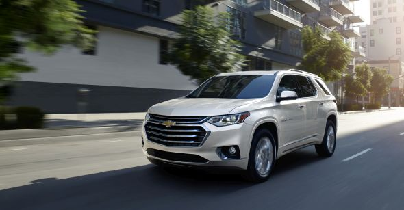 2020 Chevrolet Traverse Preview Pricing Release Date And More